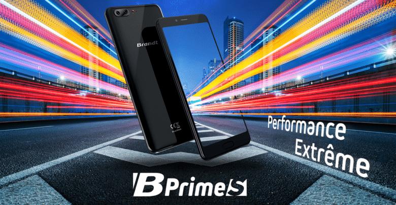 """برندت تكشف عن هاتفها """"BPRIME S"""" المصنوع في الجزائر بسعر تنافسي"""