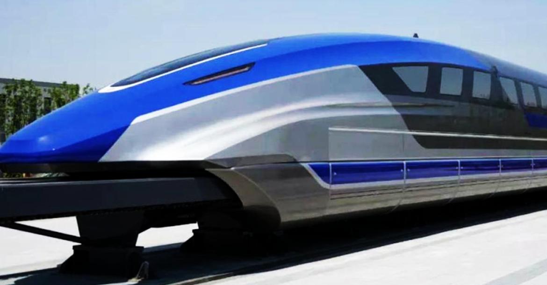 الصين تكشف النقاب عن نموذج قطار ماجليف بسرعة 373 ميلاً في الساعة