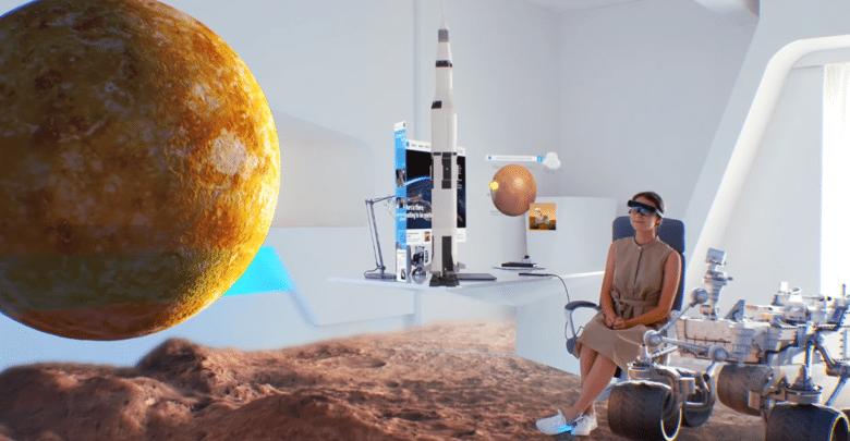 """جهاز """"Rokid"""" الجديد يريد أن يأخذك إلى المستقبل قريبًا (فيديو)"""