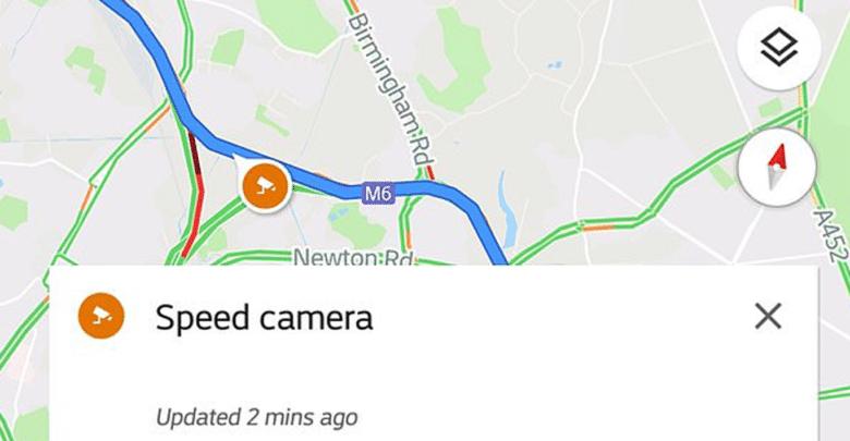 أخيرا من الآن وصاعدا ستنبه خرائط جوجل السائقين من هذه الكاميرا!