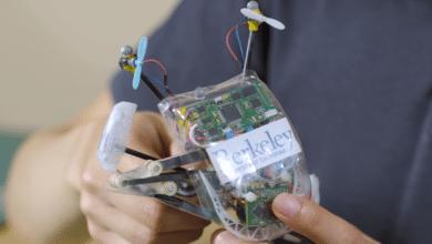 بالفيديو: روبوت فريد من نوعه أدهش صانعيه بقدرته على القفز