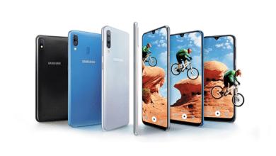 سامسونج تطلق هاتفين جديدين من نوع جلاكسي في كوريا الجنوبية