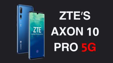 أول هاتف 5G من ZTE يصل إلى الصين في هذا التاريخ
