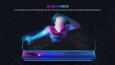 """تسرب مزيد من التفاصيل حول سلسلة """"LG W"""""""
