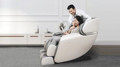 شاومي تكشف عن كرسي جديد للتدليك