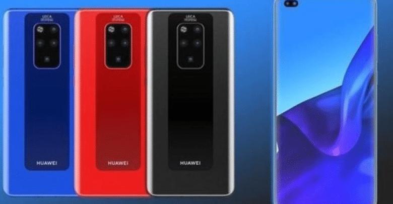 هاتف Huawei Mate 30 Pro سيأتي بكاميرا رباعية العدسة