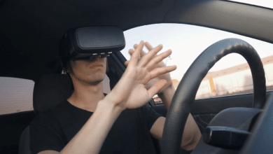 """شركات صناعة السيارات تعرض تجارب """"الواقع الإفتراضي"""" للسيارات ذاتية القيادة"""