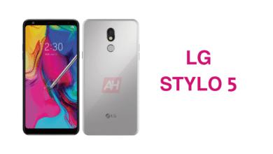 """تسريب تصميم لجهاز """"LG Stylo 5"""" قبل إطلاقه الرسمي"""