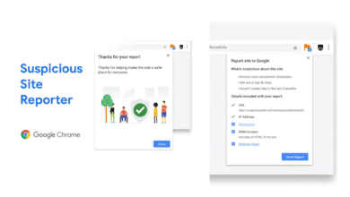 جوجل تطلق إضافة جديدة لمتصفح كروم لحماية المستخدمين من المواقع المشبوهة