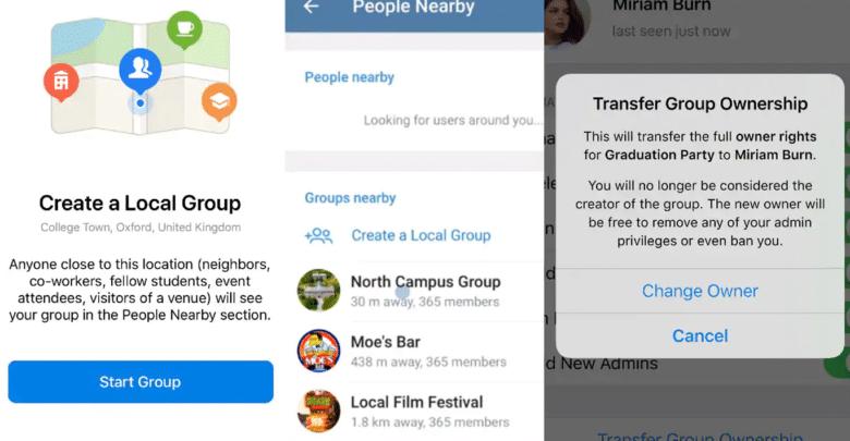تحديث جديد لتطبيق تيليجرام يجلب معه مزايا جديدة لجهات الاتصال