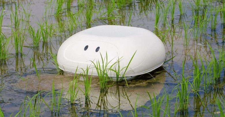 ياباني يبتكر روبوت يؤدي نفس وظيفة البط!