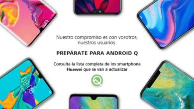 شركة هواوي تكشف عن قائمة للهواتف الذكية التي ستتلقى تحديث Android Q