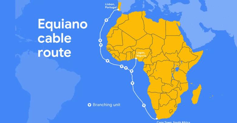 جوجل تعلن عن كابل جديد تحت سطح البحر لربط إفريقيا بأوروبا