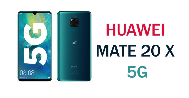 هاتف Mate 20 X 5G من هواوي متوفر للبيع في وقت لاحق من هذا الشهر
