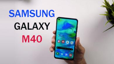 هاتف Galaxy M40 من سامسونج يحصل على تحديث جديد