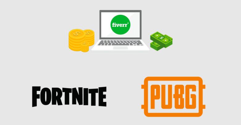 محترفي لعبة فورتنايت وببجي متاحون الآن على منصة فيفر مقابل 5$