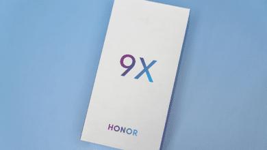 هاتف Honor 9X يحصل على تصنيف AnTuTu