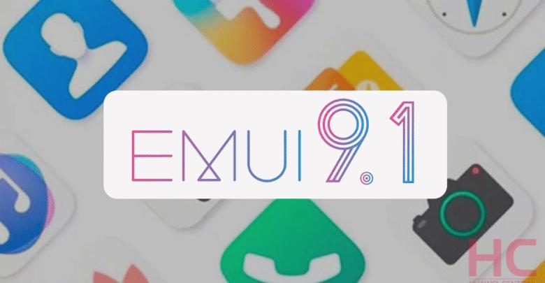 هواوي تكشف عن 10 من هواتفها الذكية التي ستحصل على تحديث EMUI 9.1