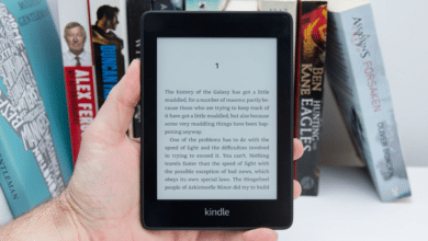 جهاز قارئ الكتب من أمازون يحصل على ثلاثة ألوان جديدة
