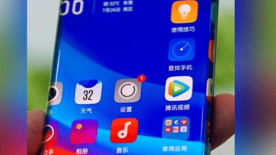 بالصور.. هاتف أوبو الجديد سيأتي مع شاشة منحنية مزدوجة الحافة