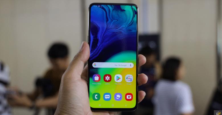 سامسونج تقدم تحديثا جديدا لهاتفها الذكي Galaxy A80 لشهر يوليو