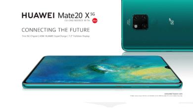 هذه هي سرعة الانترنت على جهاز Mate 20 X 5G باستخدام 5G