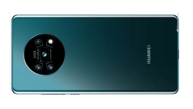 تسريب مواصفات كاميرا الهاتف Mate 30 Pro من هواوي