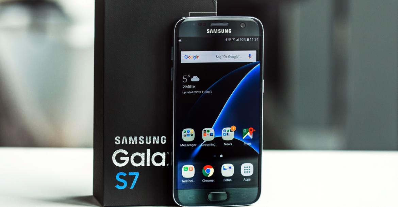 سامسونج تصدر تحديثات أمنية فصلية لجهاز Galaxy S7 وS7 edge