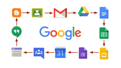 هناك طريقة سهلة للإنتقال بين حسابات جوجل عن طريق الإيماءات