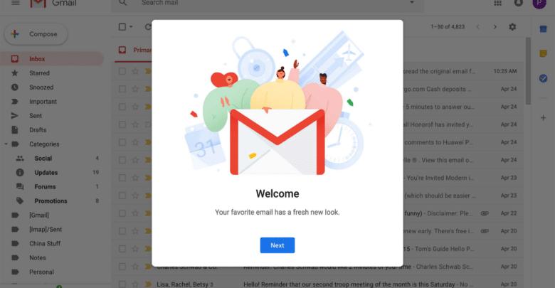 كيفية نقل رسائل البريد الإلكتروني من ياهو وآوتلوك وغيرها إلى جي ميل؟