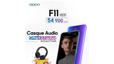 مواصفات فنية وتقنية لجهاز Oppo F11 الذي أتى بسعر 54,900 دج