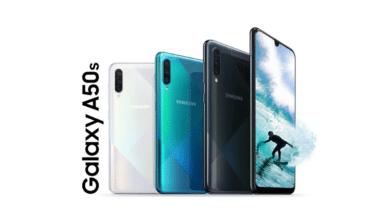 سامسونج تكشف النقاب عن هاتفين Galaxy A50s و Galaxy A30s الجديدين