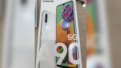 الكشف عن بعض مواصفات هاتف Galaxy A90 5G من سامسونج