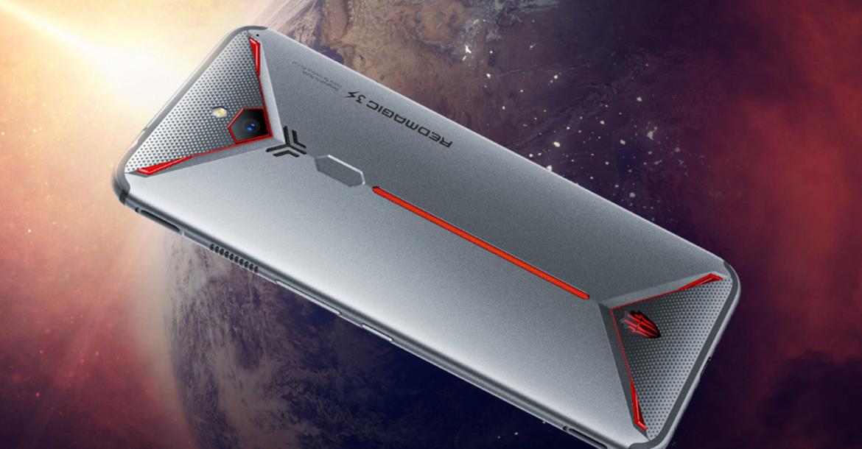نوبيا تعلن رسميا عن هاتفها Red Magic 3S لفئة الألعاب