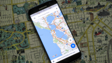 خرائط جوجل تجري اختبارا صوتيا