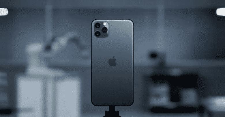 مواصفات فنية وتقنية لجهاز iPhone 11 Pro من آبل