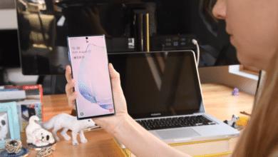 مواصفات فنية وتقنية لهاتف Galaxy Note10+ من سامسونج