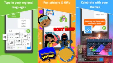 إطلاق تطبيق لوحة المفاتيح Xiaomi Mint مع دعم للغة العربية
