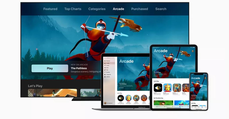 كيفية التسجيل في خدمة Apple Arcade