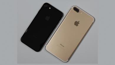الأجهزة المعنية بإصدار iOS 13
