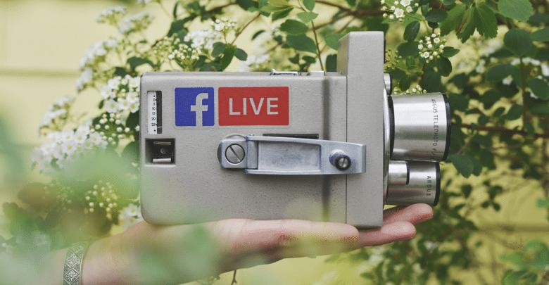 طريقة إضافة شخص ما إلى البث المباشر على فيسبوك
