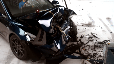 Tesla Model 3 تحصل على جائزة السلامة لعام 2019