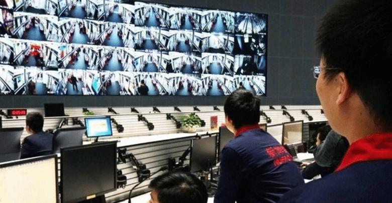 الصين تطوير كاميرا بدقة 500 ميجابكسل لمراقبة الأشخاص