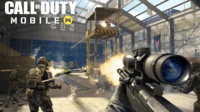لعبة Call of Duty Mobile تتغلب على منافسيها