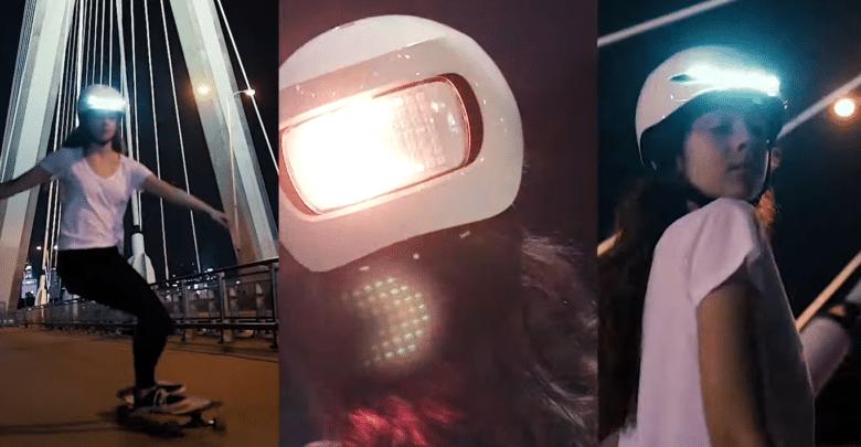 آبل تبيع خُوذات ذكية للدراجات مزودة بنظام LED لجذب الانتباه