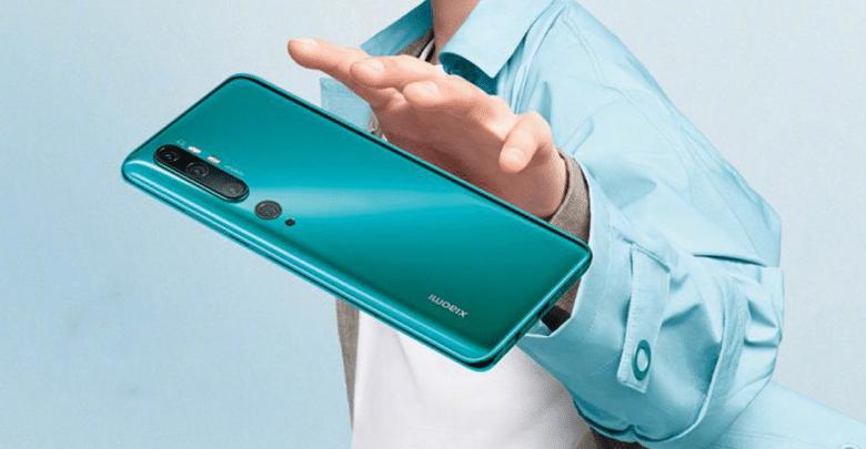 شاومي تعلن عن هاتفها Mi Note 10 الذي تم تزويده بخمس عدسات