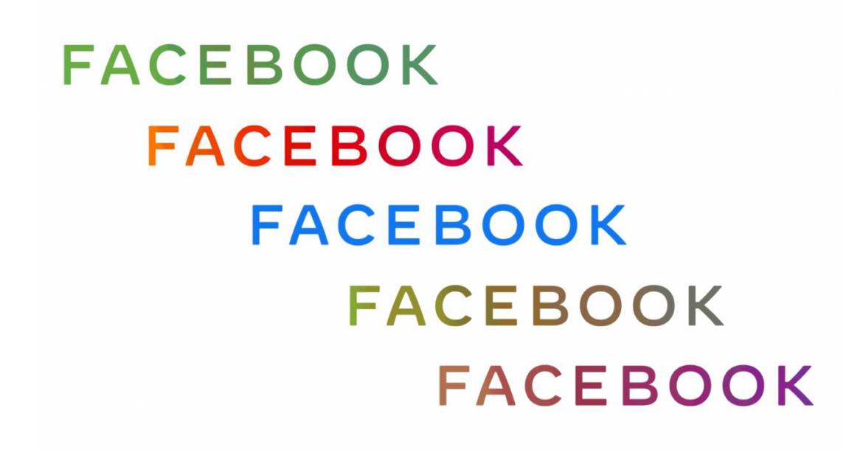 فيسبوك يجري تغييرا على شعار علامته التجارية ويضيف عليها لمسة فريدة