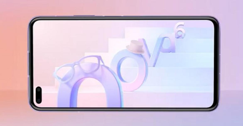 الإعلان عن هاتف nova 6 من هواوي وهذه هي مواصفاته المتوقعة