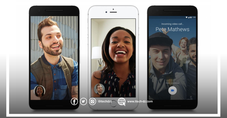 """تطبيق مكالمات الفيديو الجماعية """"Google Duo"""" في طريقه إلى الويب"""